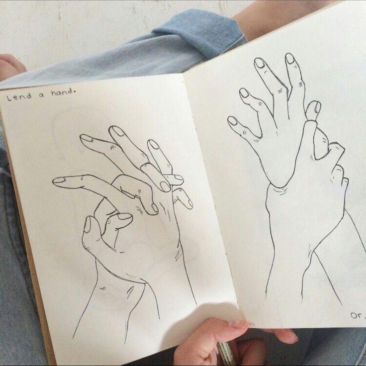 pin von dana dana auf drawing inspi pinterest h nde zeichnen ideen f r das zeichnen und. Black Bedroom Furniture Sets. Home Design Ideas