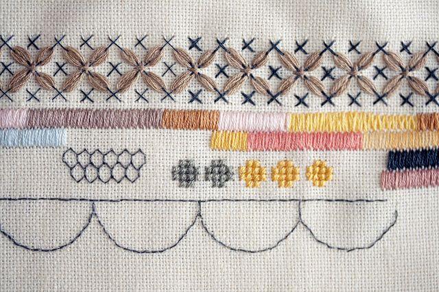 Karen Barbe.: Craft, Karen O'Neil, Embroidery, Karen Barbé, Cross Stitch, Stitches