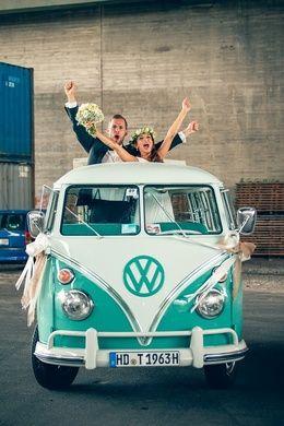 VW Bus T1 Samba 1963 mit Chauffeur                                                                                                                                                     Mehr