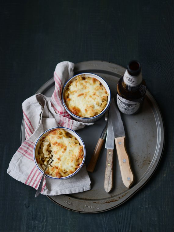 Beer Macaroni & Cheese