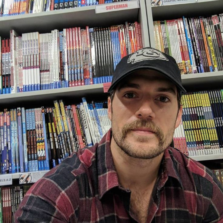 Henry Cavill National Comic Book Day