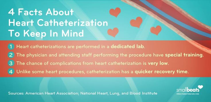 What To Expect When Your Child Needs A Heart Catheterization