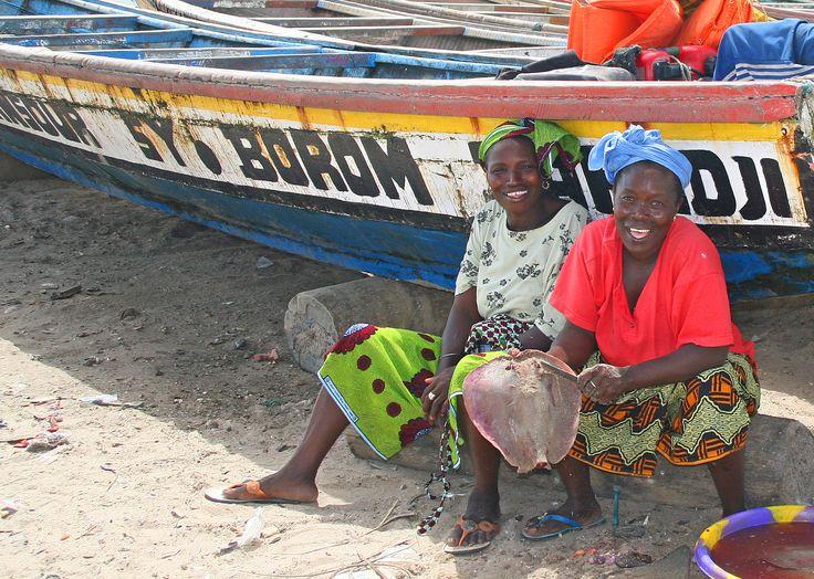 Smiles at Sanyang Fishing Village http://travelwithkat.com/2012/06/08/smiles-at-sanyang-fishing-village/  Photographer Kathryn Burrington