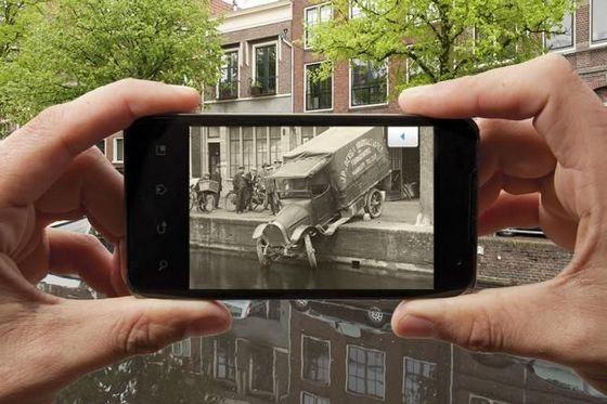 Holanda saca los museos a la calle gracias a los smartphones. « Paleorama en Red. Prehistoria y Arqueología en Internet