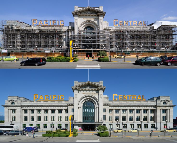 Pacific Central Station submitted by Read Jones Christoffersen Ltd.
