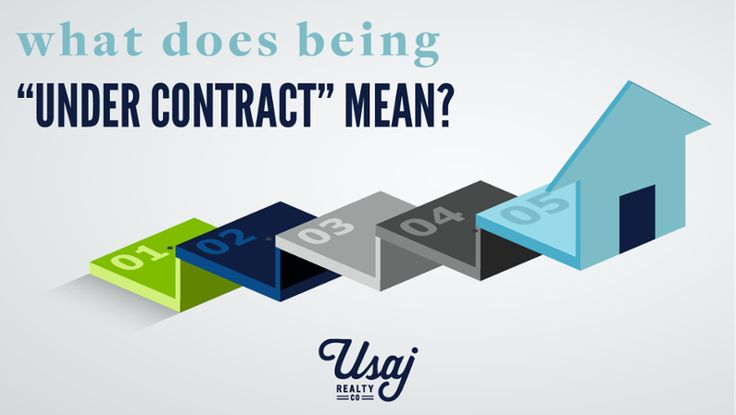 what does under agreement mean