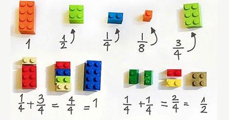 RS Notícias: Professora usa blocos de Lego para ensinar matemát...