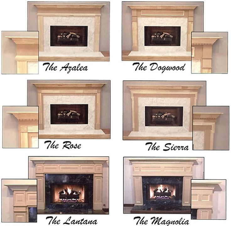 fireplaces mantels and surrounds