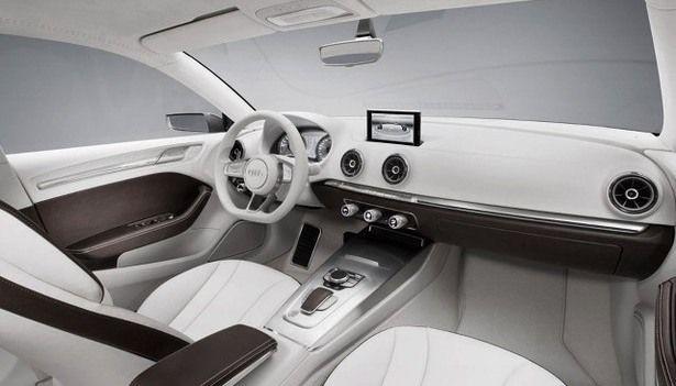 2017 Audi A3 - interior