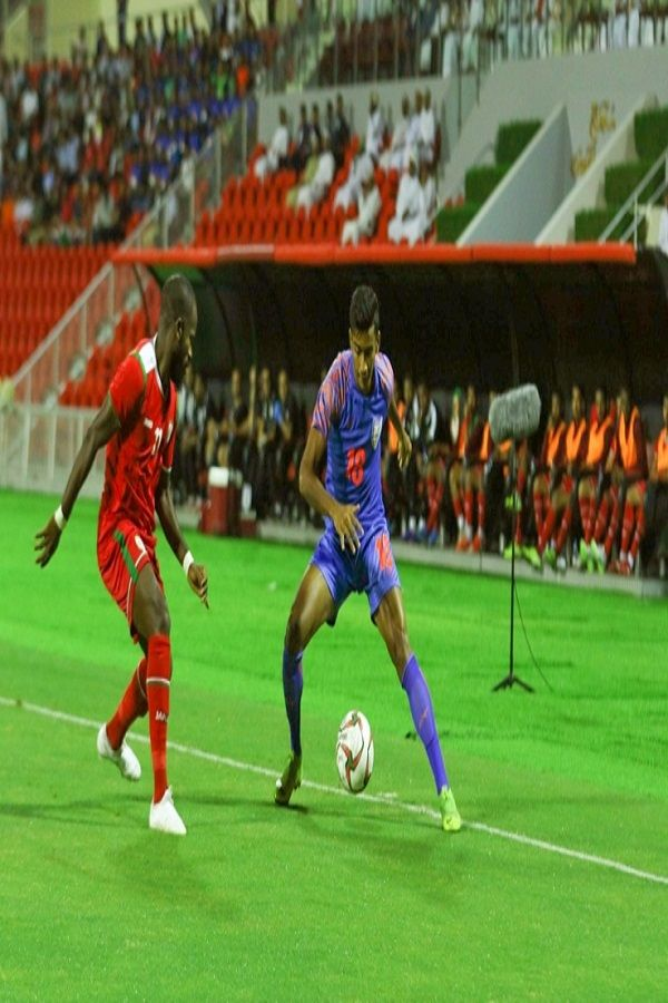 Fifa World Cup Qatar 2022 Qualifiers India Go Down By A Solitary Goal In Muscat Impact News India In 2020 Fifa World Cup Fifa World Cup