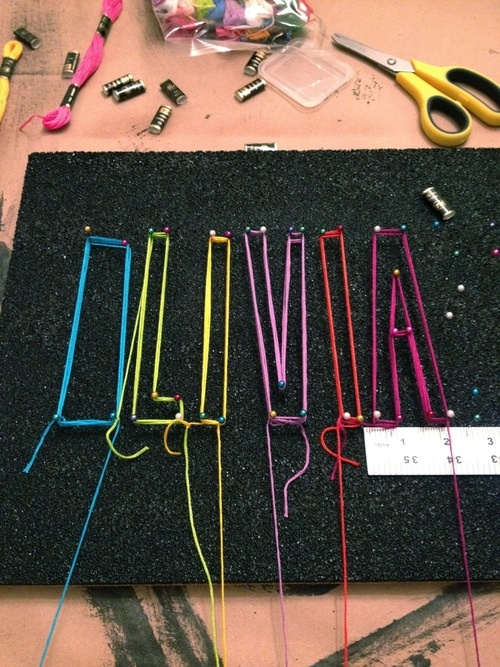 17+ best images about string art and weaving on Pinterest | Yarns ...