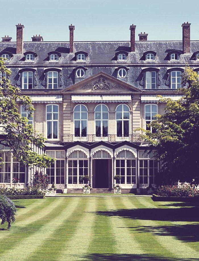 Hôtel de Charost | Paris; photo by francis hammond