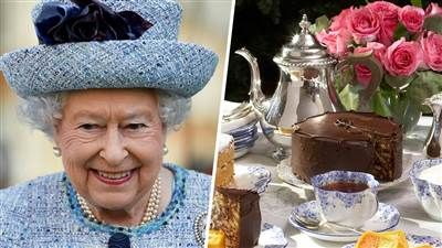 The 1 cake that Queen Elizabeth loves so much that she travels with it