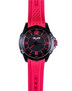 Tomato Watches: Tomato Gents Black and Red Watch!