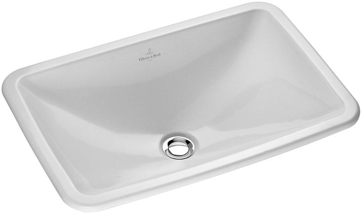 Loop & Friends Washbasins, Built-in washbasin, Built-in washbasins