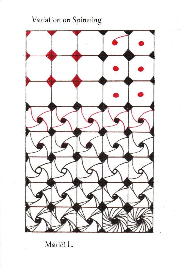 variation on spinning