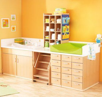 Composition individuelle - Change - Exemples d'aménagement - Haba petite enfance - Habermaaß GmbH