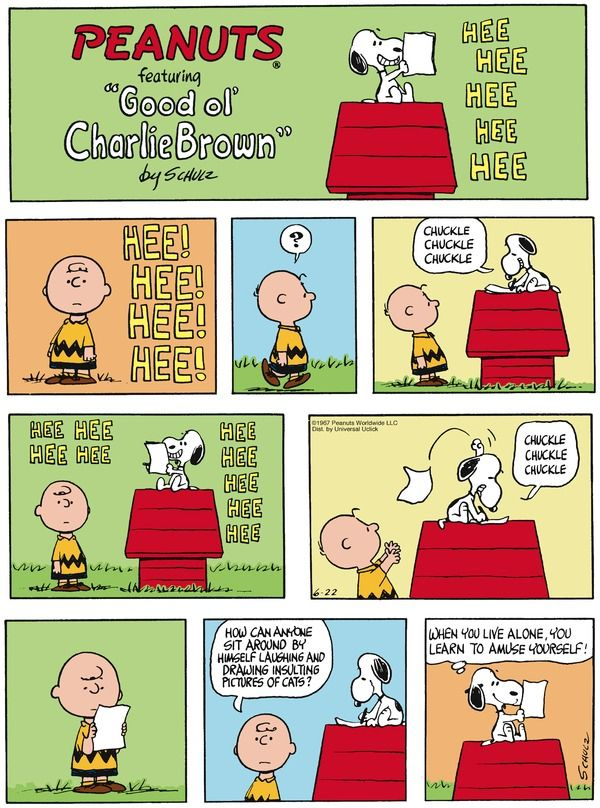 175 best images about Snoopy~~Comic Strips on Pinterest | Snoopy ...