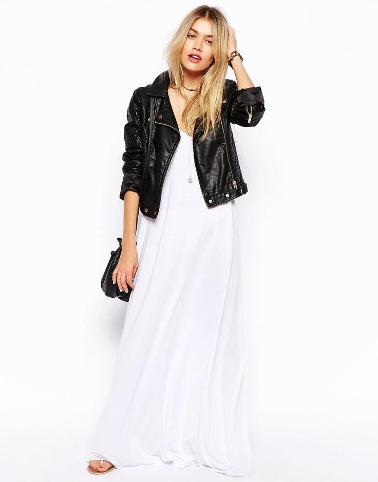 Image 4 - ASOS - Maxi robe à bretelles