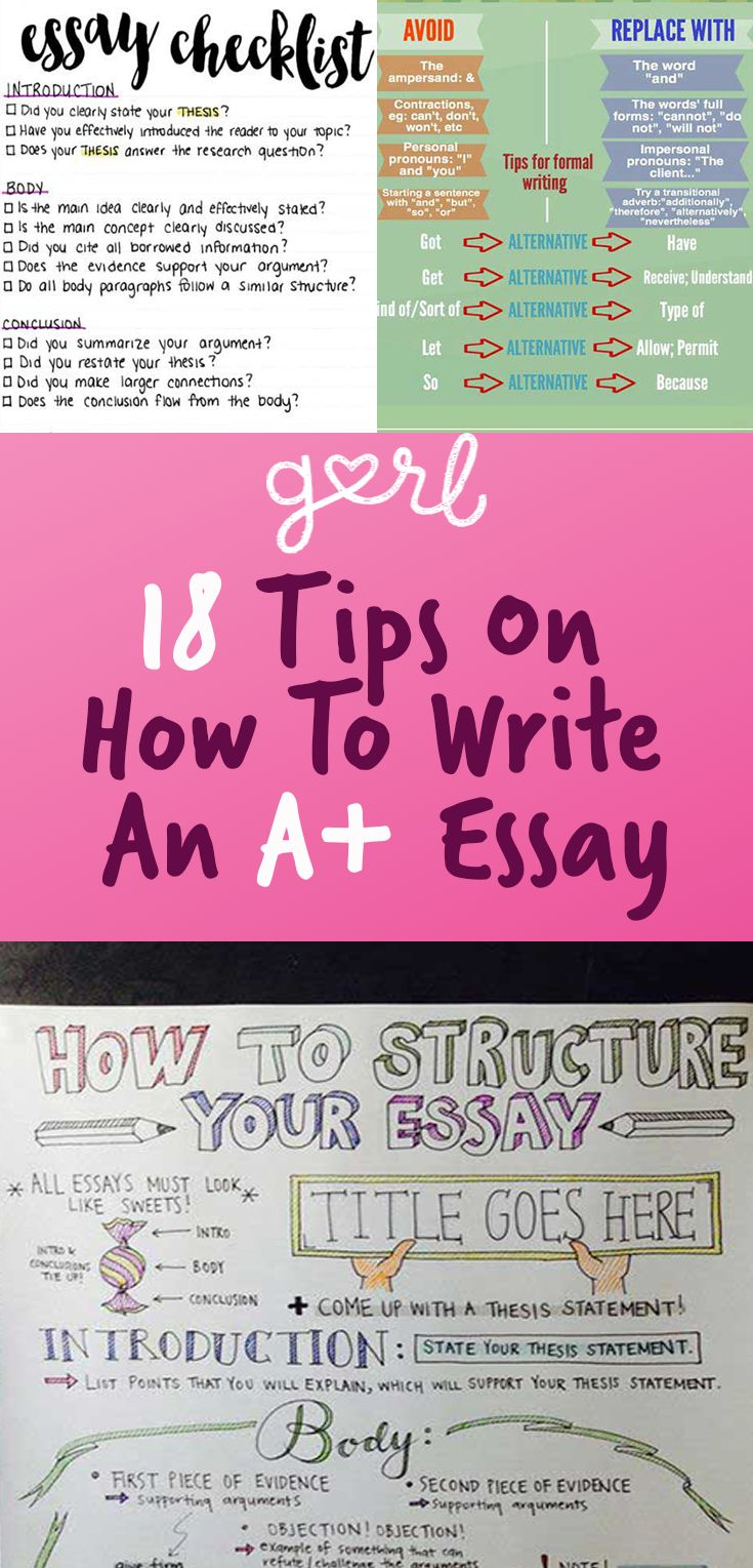 write good essay papers