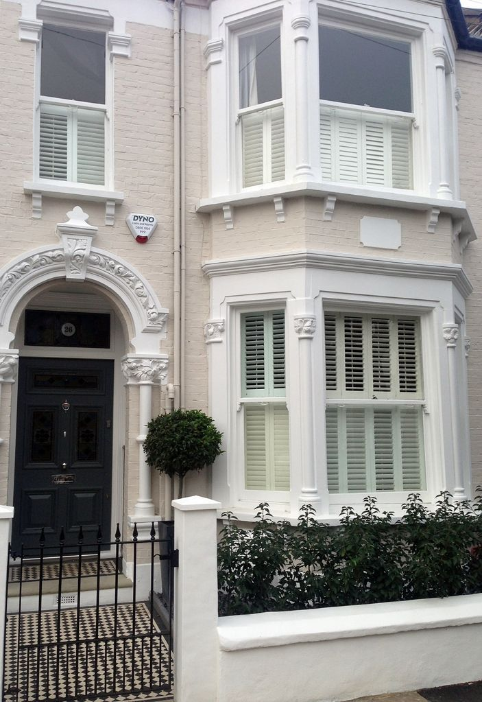 Classic London Front Garden Design | London Garden Blog