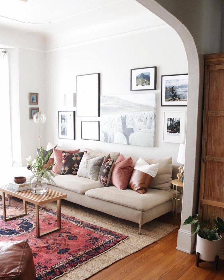accessoires vintage Style Bohème Maisons Décor Vintage Lumineux et Aérien Design Accessoires de Maison Bo …