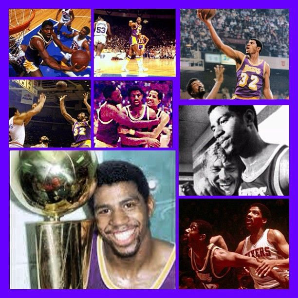 On This Date (1980) Rookie Earvin Magic Johnson Filled In