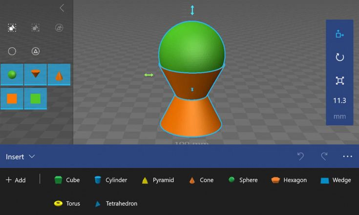 Image of Best Free CAD Software (Free CAD Programs): 3D Builder