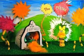Example for the lorax diorama