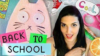 Делаем маленький блокнот своими руками для лд или для школы. И на обложке вот такой милый котик!)