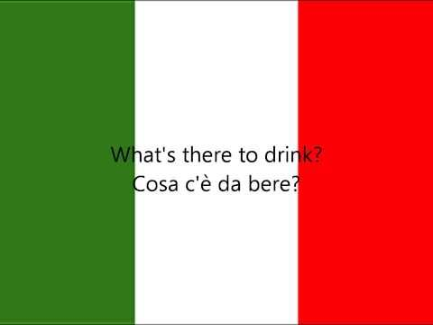 Learn Italian language: 150 Italian Phrases For Beginners - YouTube