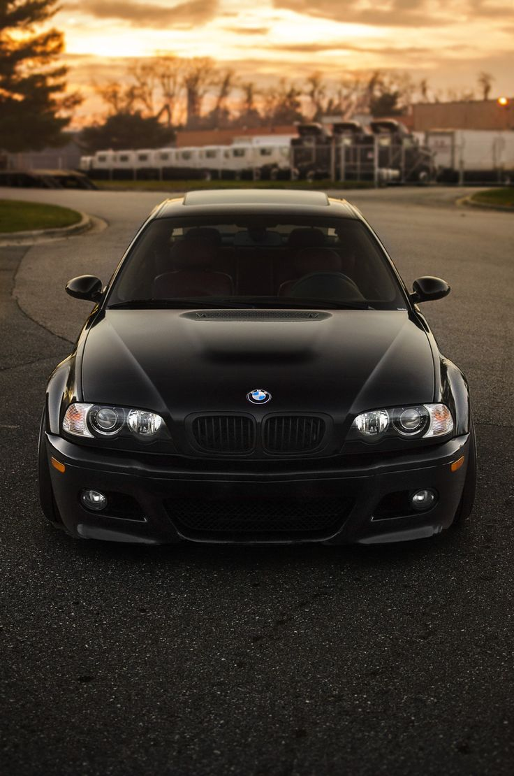 anthnynguyen:   BMW E46 M3Keep reading