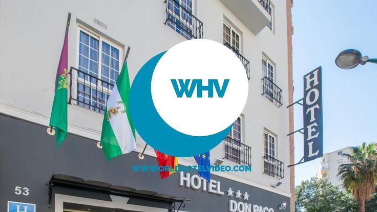 Hotel Don Paco in Málaga Spain (Europe). The best of Hotel Don Paco in Málaga https://youtu.be/VbnafCxHl6s