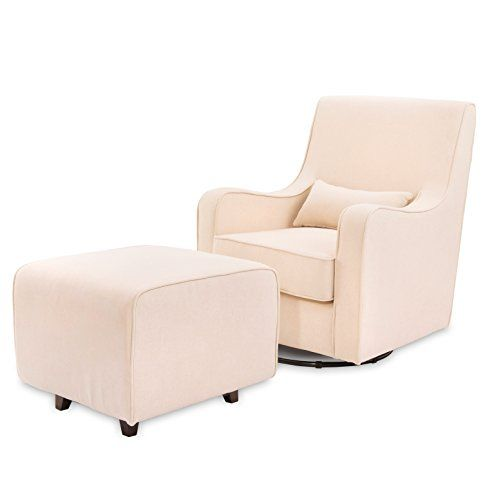 the new hush hush 360 swivel nursing chair in cream the modern glider that combines simple lines with exceptional comfort - Gliding Rocking Chair