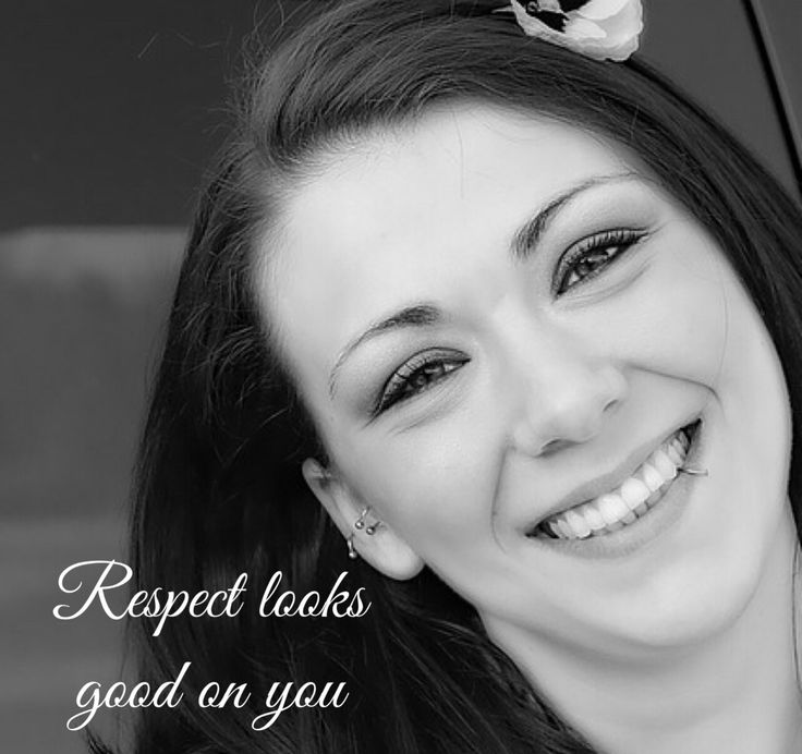 Respect Looks Good on You – Paul Moore