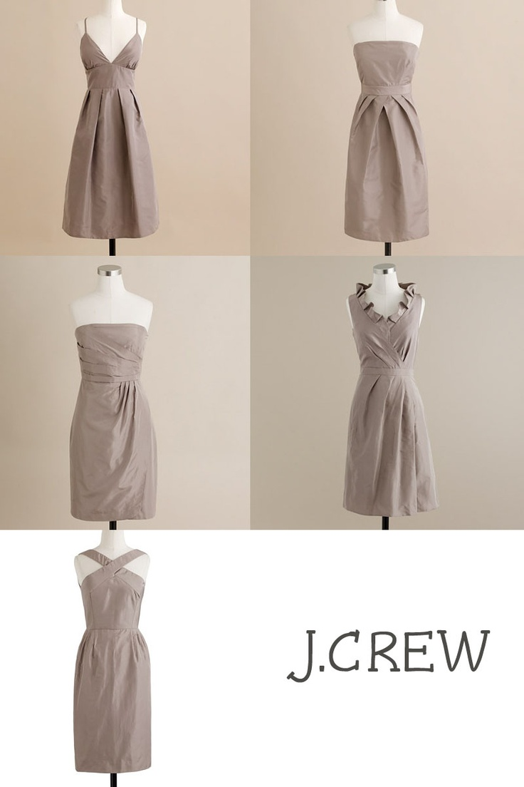81 best dressing my maids images on pinterest wedding colors crew bridesmaid ideas love the top left ombrellifo Gallery