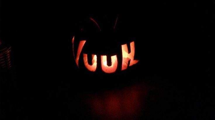 Vi ser frem til en uhyggelig lørdag, med uhyggelige priser #Aarhus #Vuuh #Græskar #udskæring #pumkin #carving #halloween