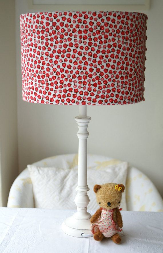 The 14 best evie eccles cath kidston lampshades images on pinterest riley blake ladybug dance handmade lampshade mozeypictures Choice Image