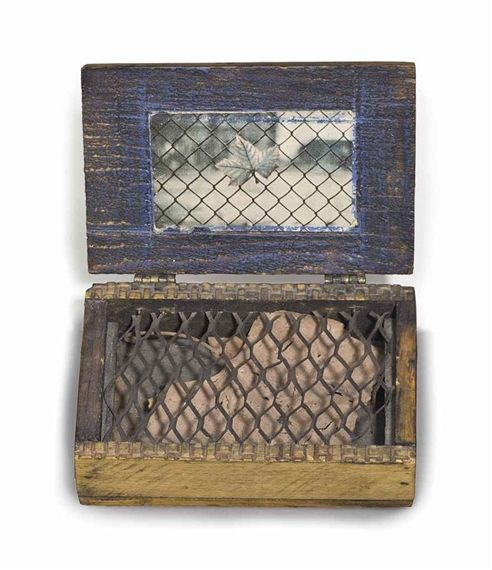 cornell box essay The joseph cornell box menu working with found objects, pages from old  books, and dime-store trinkets, self-taught artist joseph cornell (1903–1972).
