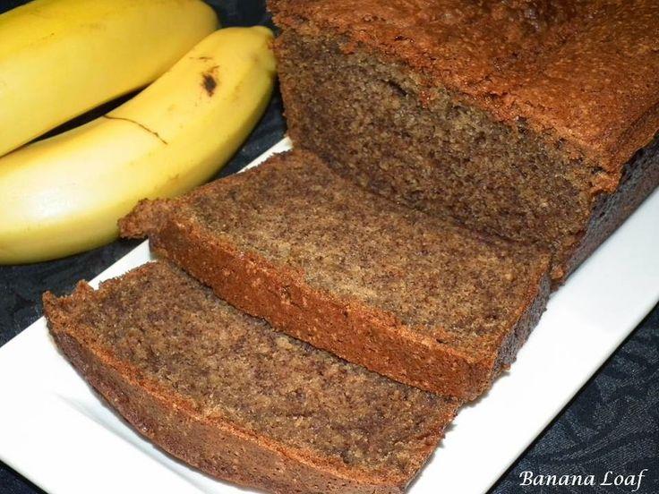 Best Banana Loaf!!!