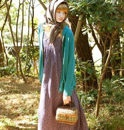 "mori girl fashion | Mori Girls (""Forest"" girls)"