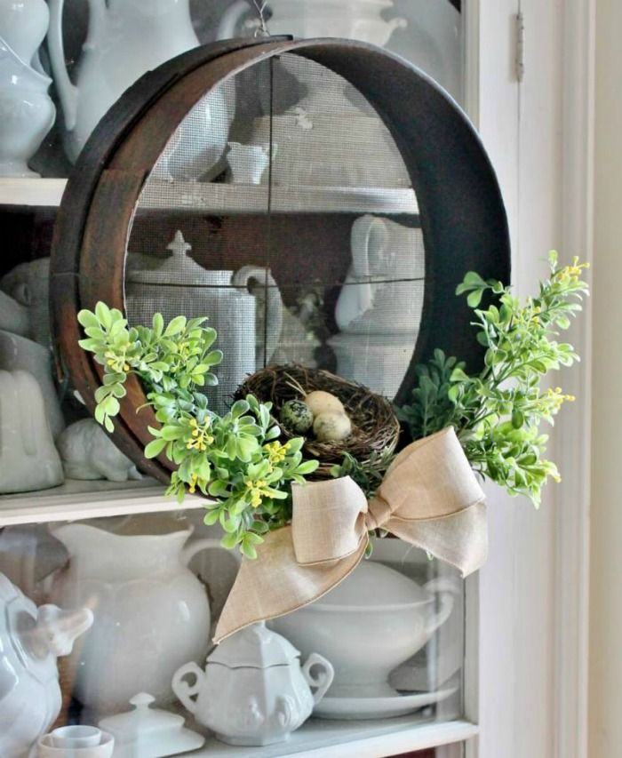 Visiting Family +10 Fresh Farmhouse Style Decor Ideas