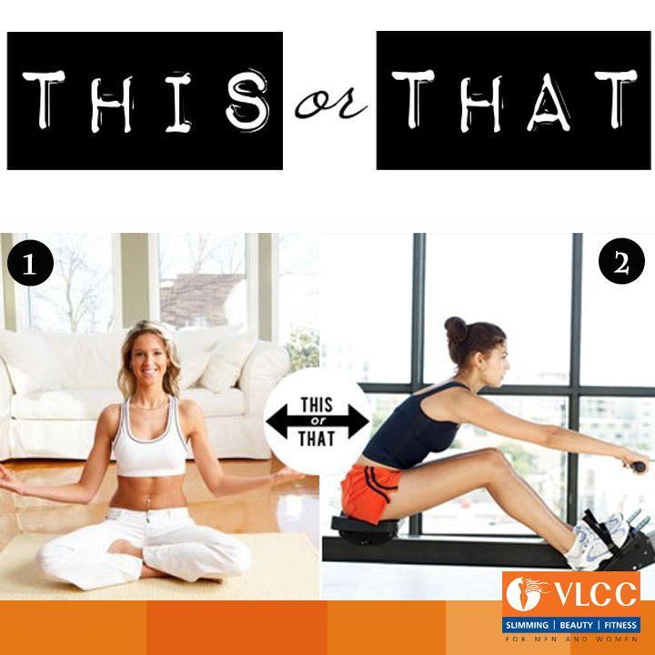#ThisOrThat: At-Home or Gym Workouts?  Which one do you prefer?
