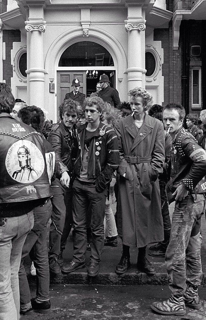 Vestuário - Punk Anos 70