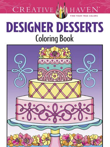 Creative Haven Designer Desserts Coloring Book (Creative Haven Coloring Books) by Eileen Rudisill Miller,http://smile.amazon.com/dp/0486496325/ref=cm_sw_r_pi_dp_2.LDtb15C7PFZVH9