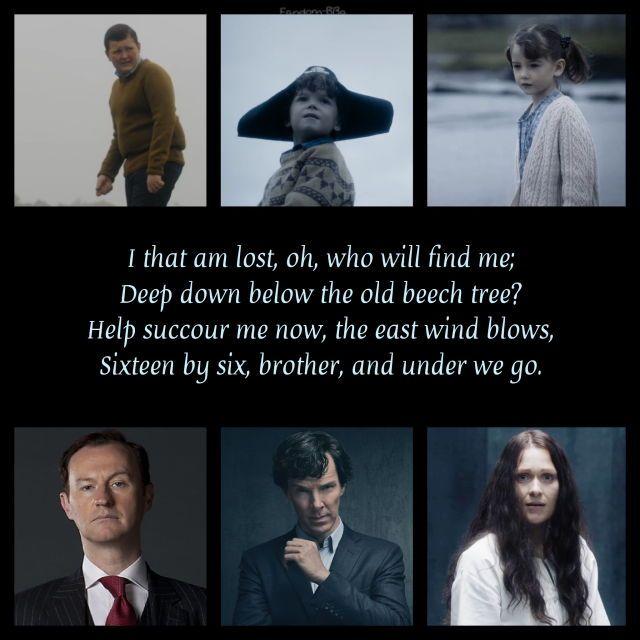 'The Final Problem' Sherlock Season 4 Episode 3. S04 E03.