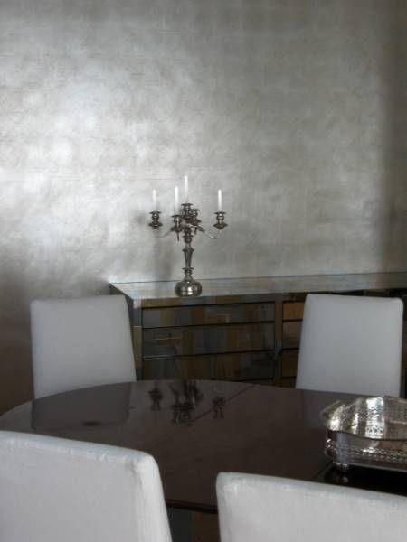 Oltre 25 fantastiche idee su pareti color argento su for Parete argento