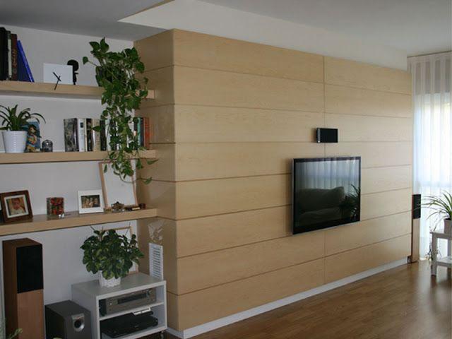 de madera para paredes interiores buscar con google