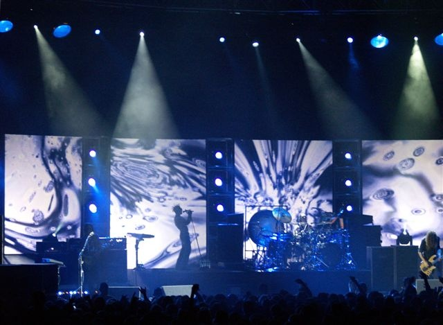 The almighty Tool live in action. What else needs to be said?