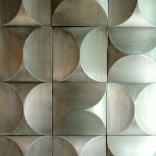 Pewter wall tiles...Malaysia